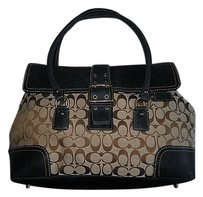 Coach Louis Vuitton Dooney Bourke Tote in Beiges