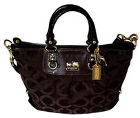 Coach Louis Vuitton Dooney Gucci Channel Rare Vintage Tote in Browns