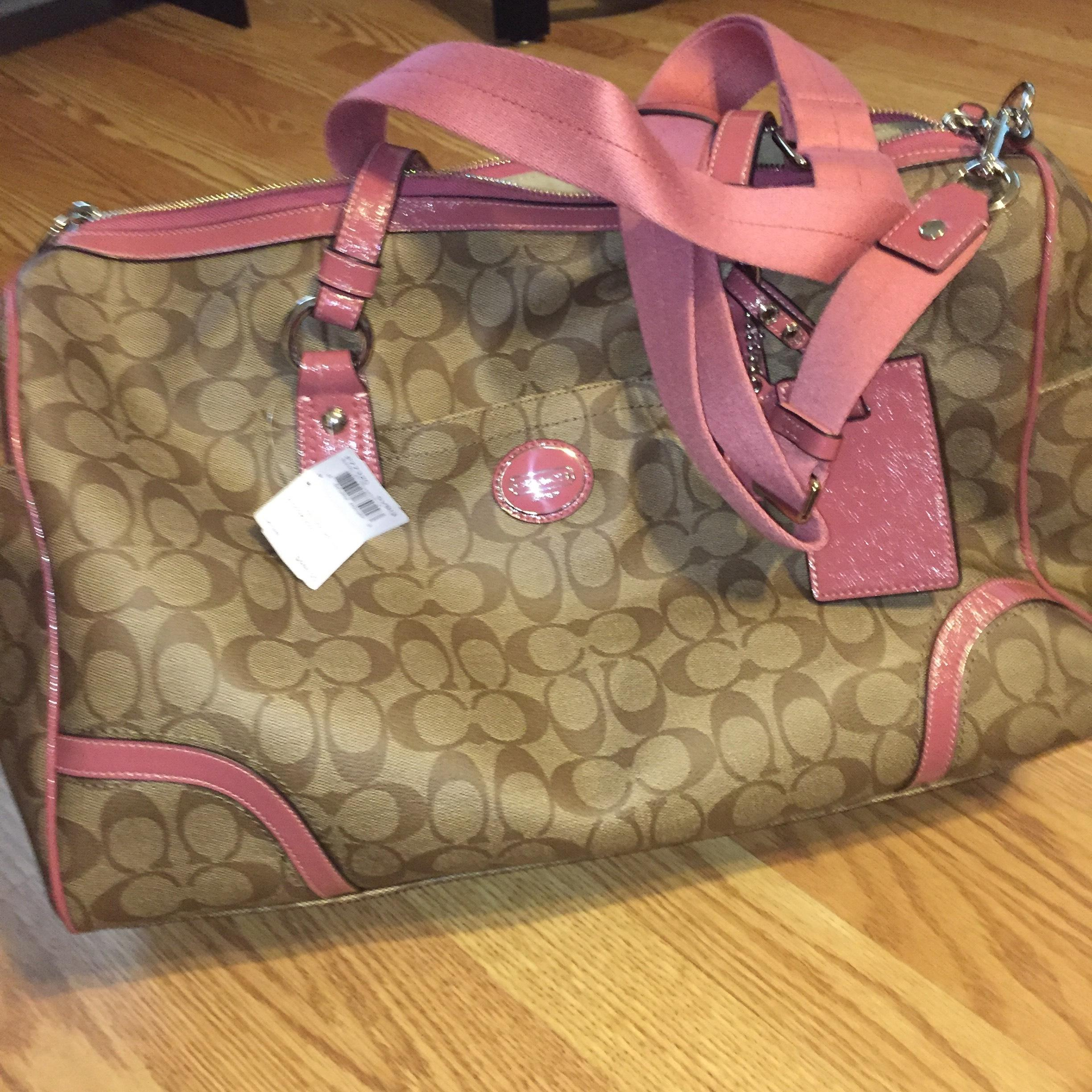 coupon code for coach peyton travel satchel b70a7 87c7e rh ikennemer com