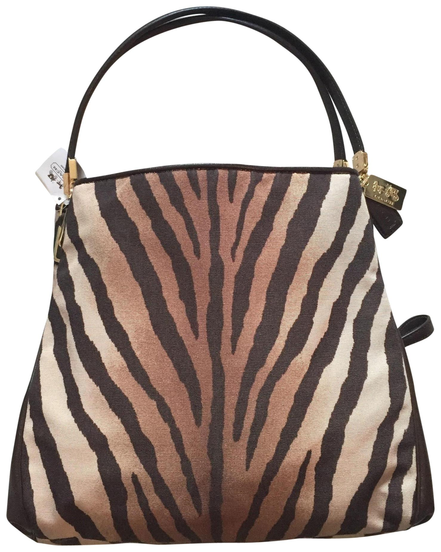 55a3b257d7f7 ... top quality coach phoebe animal shoulder bag 7a088 19290