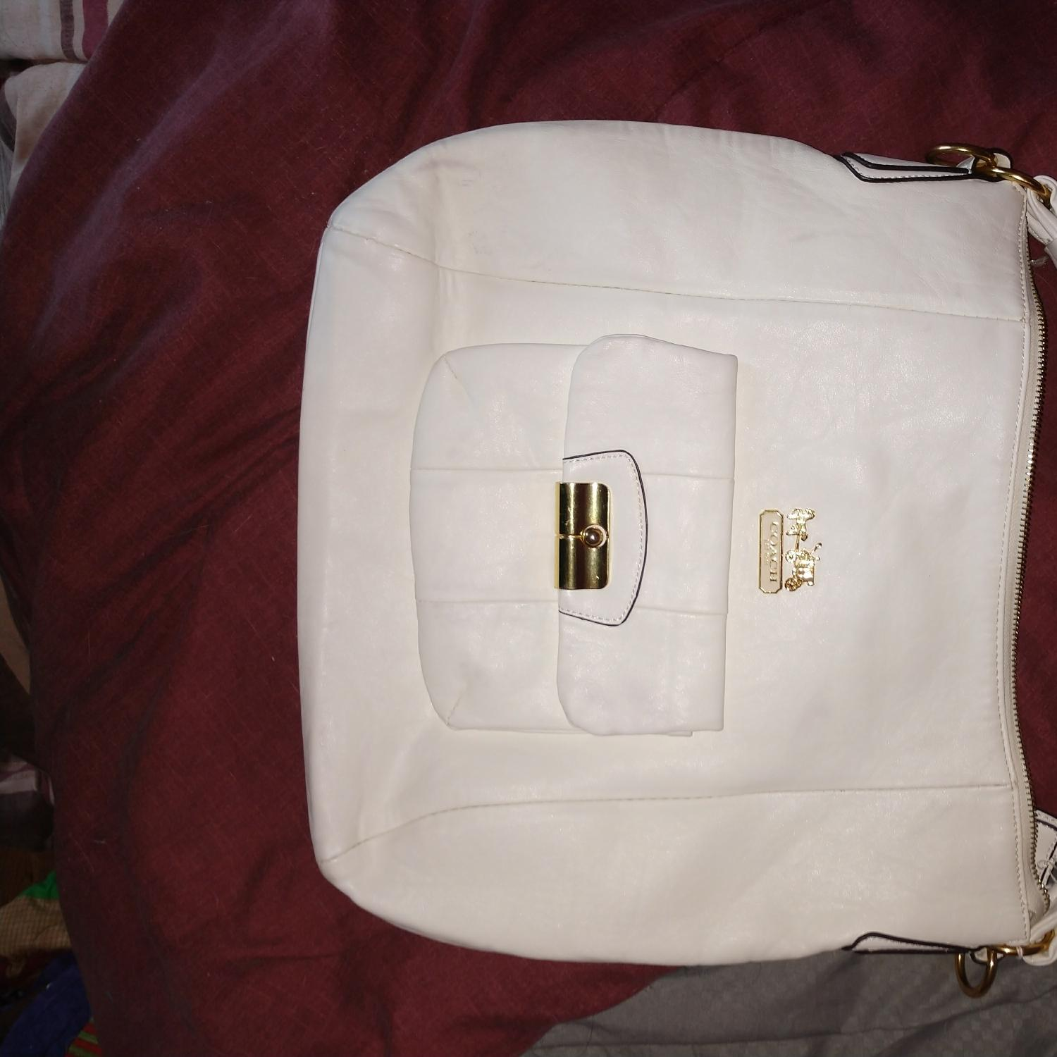 coupon for coach purse white leather 14ee1 ee147 a5f25118c22a8