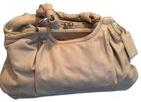 Coach Satchel in beige