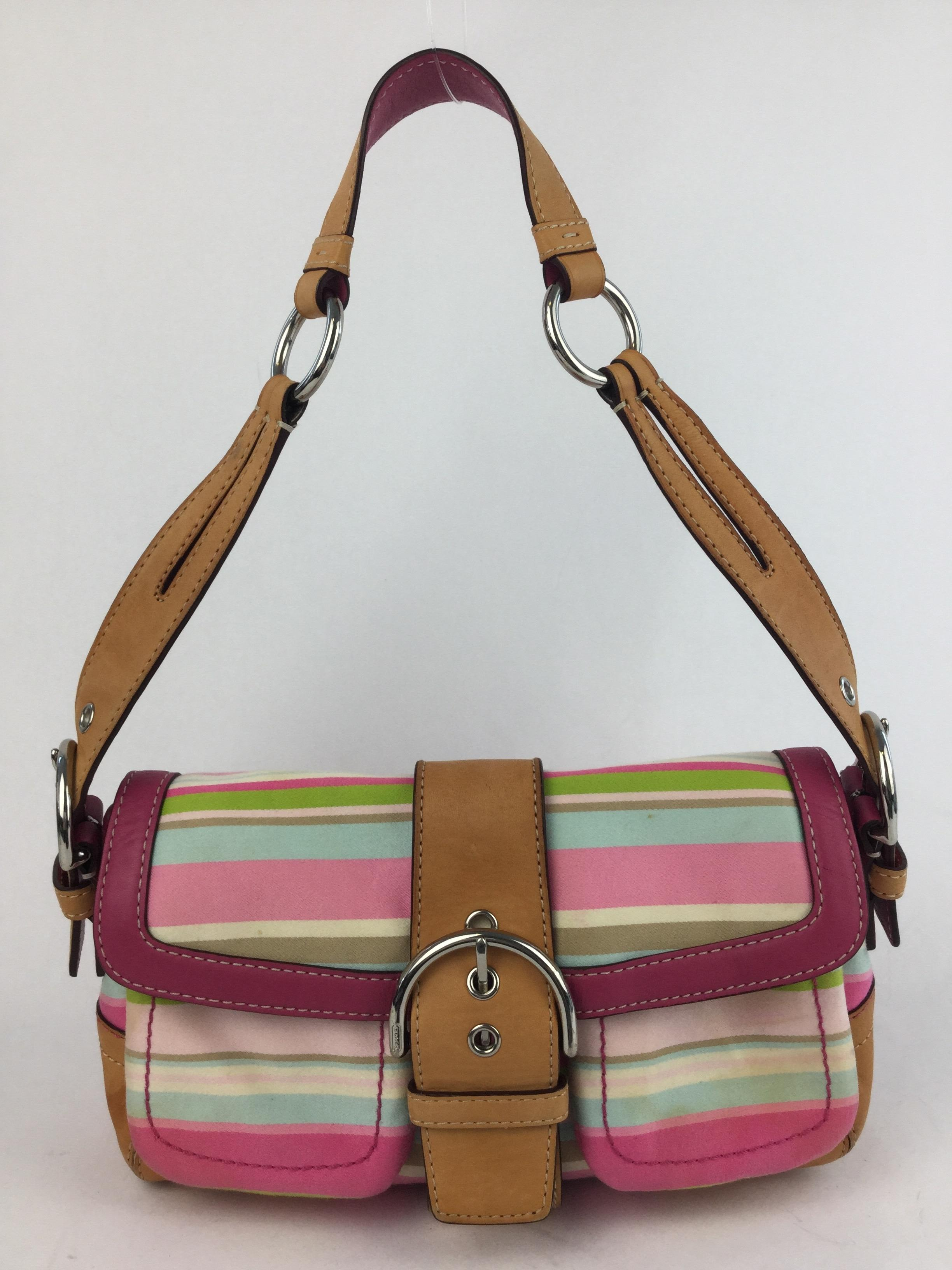 coach shoulder bags outlet kd30  Coach Shoulder Bag