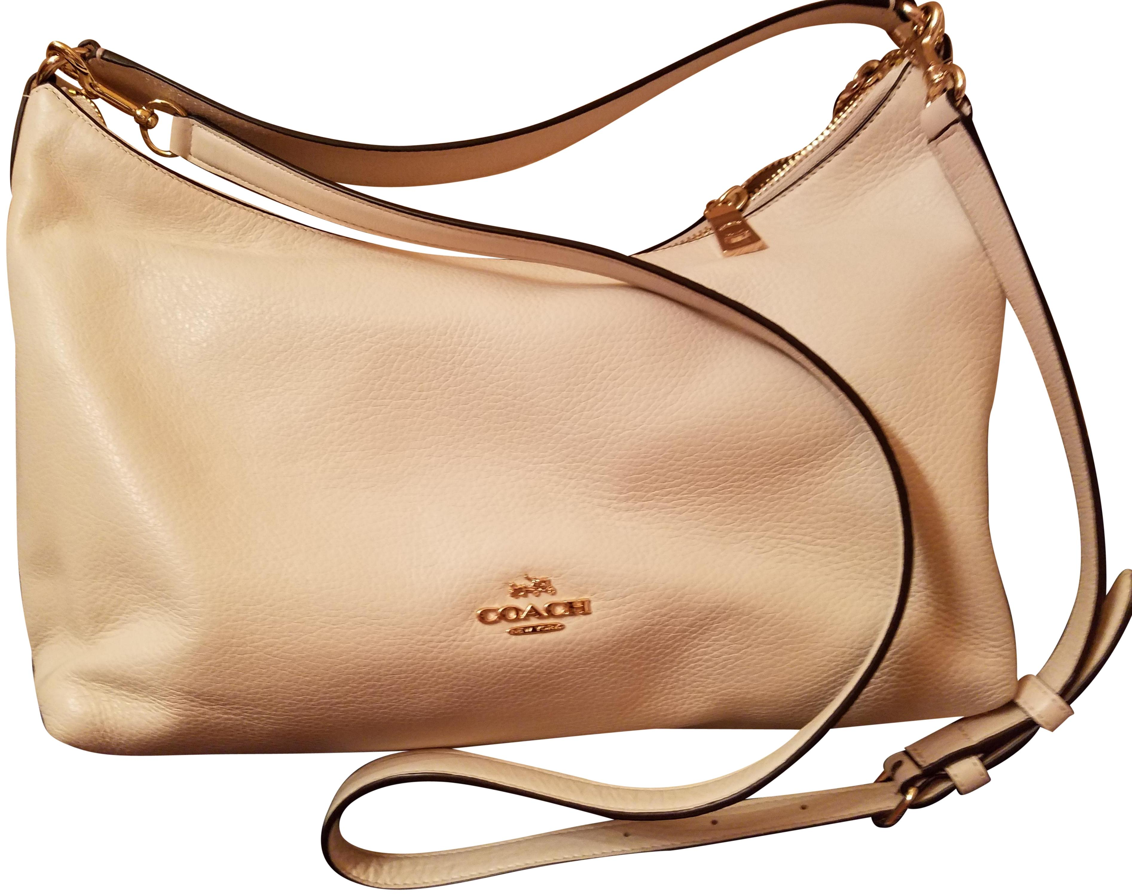 09797fb7ea14f ... best price coach crossbody shoulder hobo bag 46b3d e76be