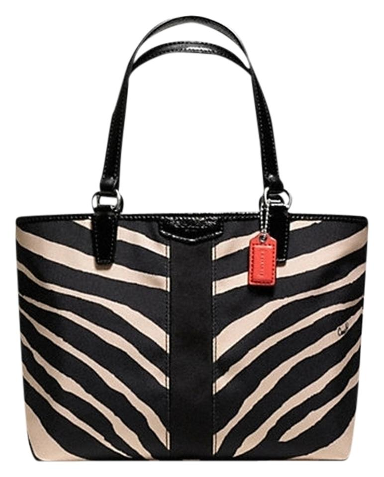 Zebra Print Over The Shoulder Bags 75