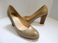 Cole Haan Nike Air Pale Gold Pumps