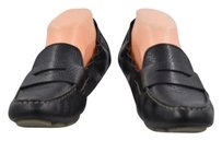 Cole Haan Womens Solid Black Flats