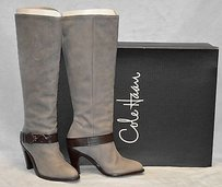 Cole Haan D0 Air Tantivy Stone Grey Boots