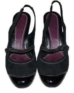 Cole Haan Mary Janes Blacks Pumps
