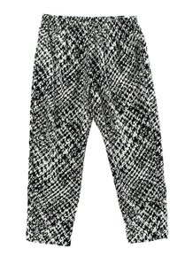 Collective Concepts 100-polyester Capris Pants