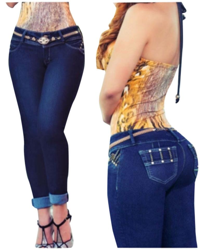 Colombian Butt Lift Jeans