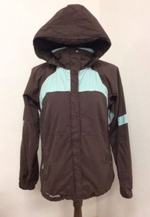 Columbia Sportswear Womens Brown Jacket