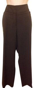 Ellen Tracy Boot Cut Pants Charcoal Heather