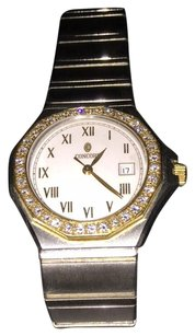 Concord Stunning Concord With Diamond Bezel