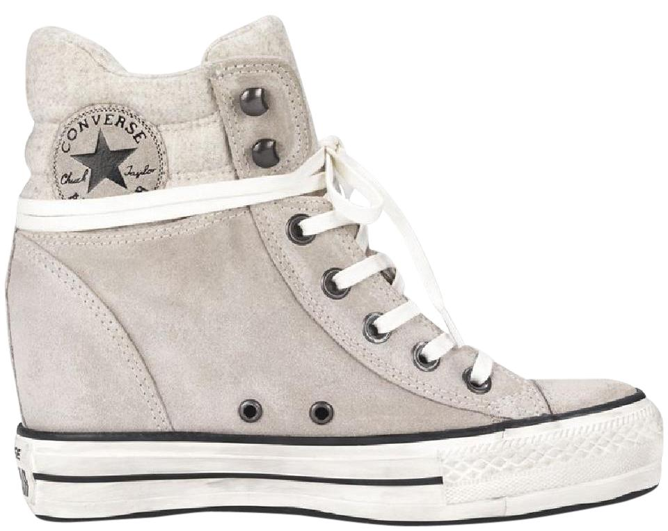 converse all star hi platform plus canvas