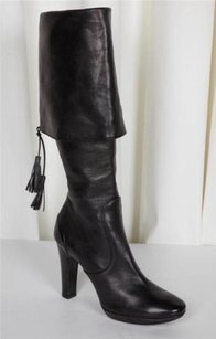 CoSTUME NATIONAL Womens Black Boots