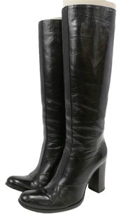CoSTUME NATIONAL Women's 114736_10 Black Boots