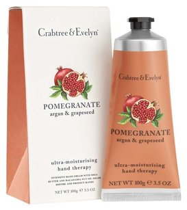 Crabtree & Evelyn Crabtree Evelyn Pomegranate Argan Grapeseed Ultra Moisturizi Hand Therapy 3.5 oz