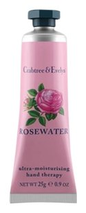Crabtree & Evelyn Ultra-Moisturising Hand Therapy Rose Water 25g