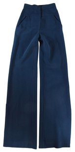 Cushnie et Ochs Blue Dress Rbk Pants
