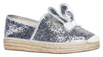 Cute to the Core Silver Flats