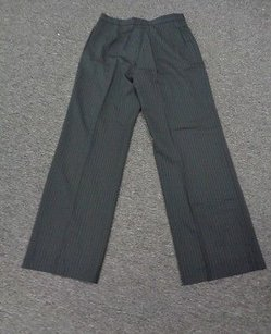 Dana Buchman Petite Pinstriped Wool Blend Dress 8p Sm13944 Pants