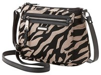 Dana Buchman Zebra Shoulder Bag