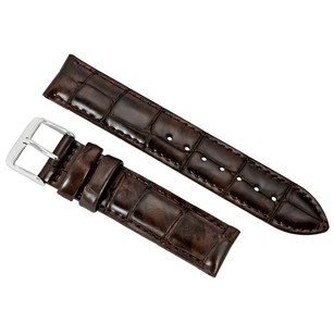 Daniel Wellington Classic Mawes 18 mm Brown Leather Watch Strap 0807DW