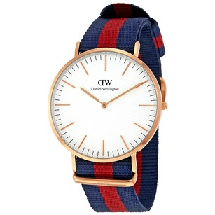 Daniel Wellington Classic Oxford Eggshell White Dial Men's Watch 0101DW