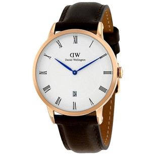 Daniel Wellington Dapper Bristol White Dial Men's Watch DWL-1103DW