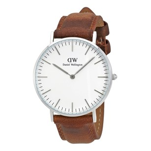 Daniel Wellington Durham White Dial Ladies Watch DW00100112