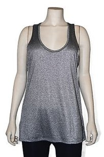 David Lerner Metallicblack Top Metallic/Black