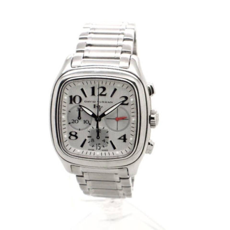david yurman belmont chronograph stainless steel men s watch 45 david yurman david yurman belmont chronograph stainless steel men s watch
