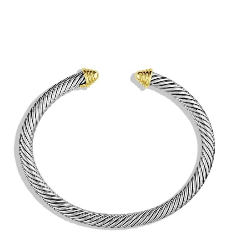 David Yurman Gold Jewelry Up to 70 off at Tradesy