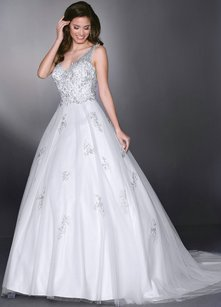 DaVinci Bridal 50267 Wedding Dress