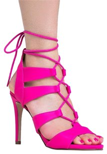 Delicious Pink Sandals