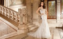 Demetrios 1491 Wedding Dress