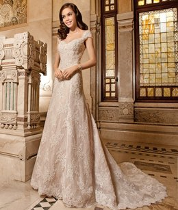 Demetrios 1494 Wedding Dress