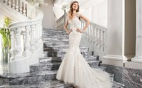 Demetrios C209 Wedding Dress
