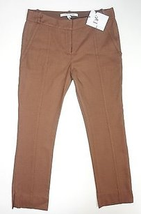 Diane von Furstenberg Dvf Capri/Cropped Pants Brown