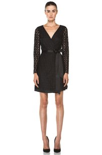Diane von Furstenberg Dvf Derbette Lace Knit Dress