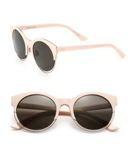 Dior Authentic Dior Sideral 53 MM Round Sunglasses