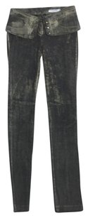 Dior Christian Christian Pants Italian Long Inseam Avant Garde Skinny Jeans-Distressed