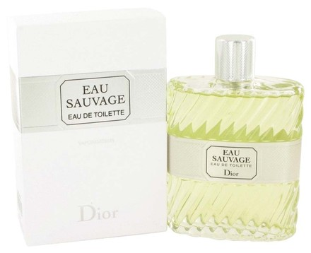 Dior Eau Sauvage By Christian Eau De Toilette Spray 6.8 Oz