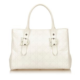 Dior Leather Others Tote
