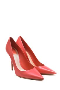 Dior Patent Leather Pink Pumps