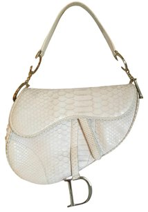 Dior Python Limited Edition Silver Hardware Will Consider Offers Shoulder Bag