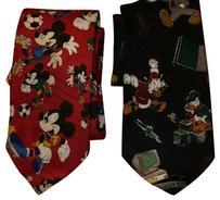 Disney mens ties