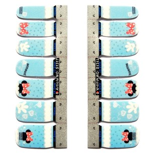Disney NEW Disney Minnie Mouse nail decals