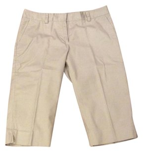 DKNY Bermuda Shorts Tan